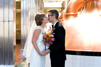 WI Summer Wedding Karen & Scott's Johannes Pabst Place 2016