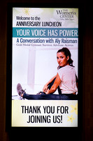 The Women's Center Anniversary Luncheon | A Conversation with Aly Raisman