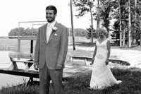 Val & Justin's 2014 August WI Farm Wedding!
